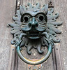 Sanctuary Knocker @ Durham Cathedral - Durham, England, UK