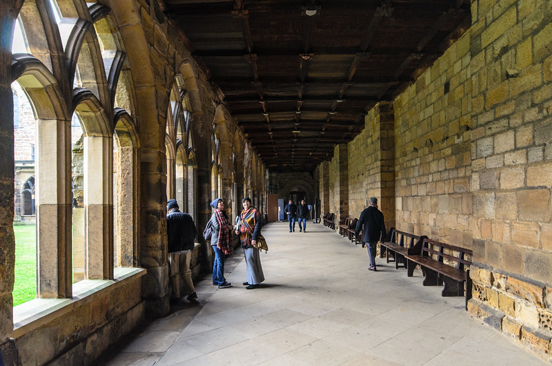 The Cloister @ Durham Cathedral - Durham, England, UK