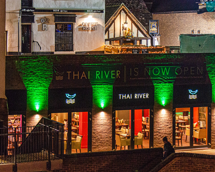 Thai River Restaurant - Durham, England, UK