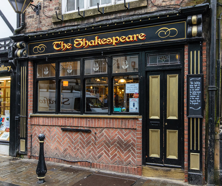 The Shakespeare pub c. 1190 - Durham, England, UK