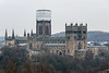 Durham Cathedral from Wharton Park - Durham, England, UK