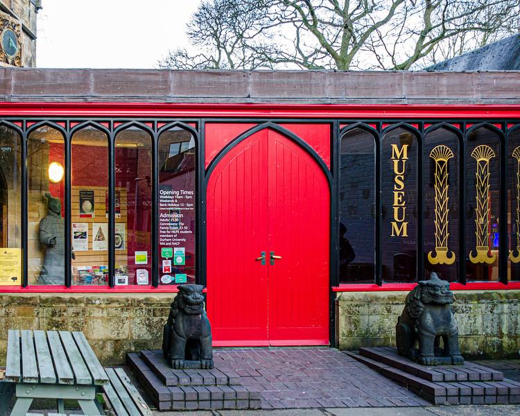 Oriental Museum @ Durham University - Durham, England, UK