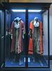 Ceremonial Costumes - Deputy Mayor & Mayor Robes @ Durham Town Hall - Durham, England, UK