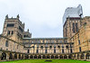 Cloister, Western Towers, Nave, Central Tower & South Transept @ Durham Cathedral - Durham, England, UK