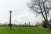 DLI South African War Memorial c. 1905 @ Palace Green @ Durham Cathedral - Durham, England, UK