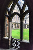 Cloister Tracery (Window) @ Durham Cathedral - Durham, England, UK