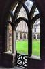 Cloister Tracery (Window) @ Durham Cathedral - Durham, England, UK