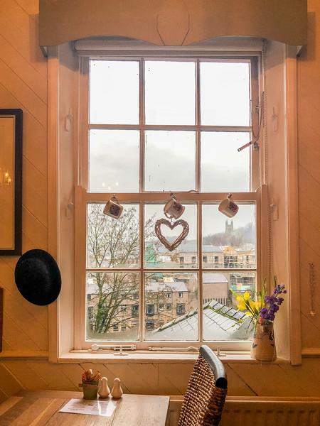 Window @ Treats - Durham, England, UK