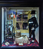 Józef Boruwłaski Exhibit @ Durham Town Hall - Durham, England, UK