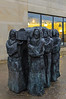 The Journey Sculpture (by Fenwick Lawson) @ Millenium Square - Durham, England, UK