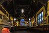 Main Hall c. 1850-1851 (P. C. Hardwick) inspired by Westminster Hall, London @ Durham Town Hall - Durham, England, UK