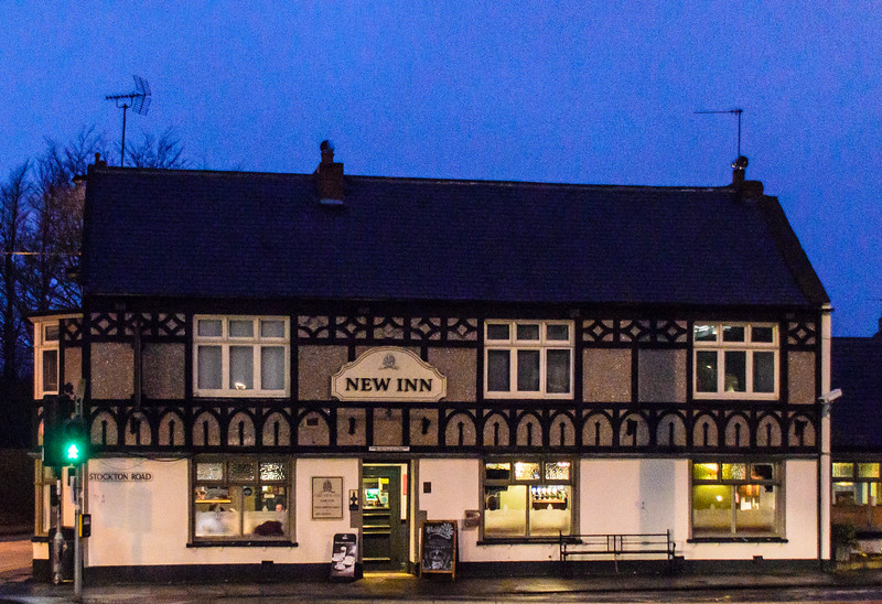 The New Inn - Durham, England, UK