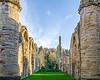 St. John the Baptist Chapel @ Finchale Priory - Framwellgate Moor, County Durham, England, UK