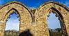 North Wall of the Choir @ Finchale Priory - Framwellgate Moor, County Durham, England, UK