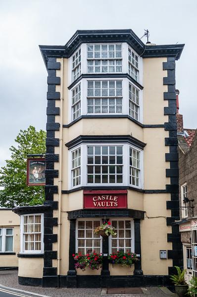 Castle Vaults now The Castle Inn - Knaresborough, England, UK