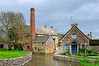 The Old Mill Museum c. 1800s - Lower Slaughter, England, UK