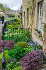 Flower Beds - Lower Slaughter, England, UK