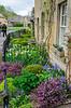 Flower Beds - Lower Slaughter, England, UK