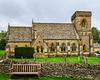 St. Barnabas Church c. 1864 - Snowshill, England, UK