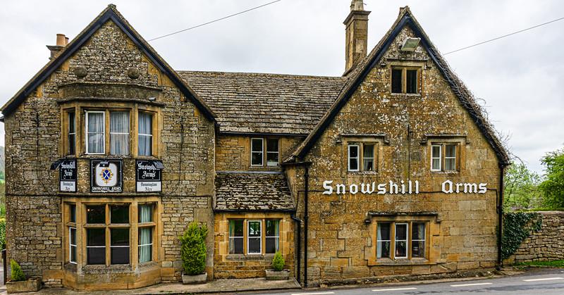 Snowshill Arms c. 1400s - Snowshill, England, UK