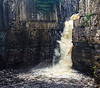 High Force Waterfall - Forest-in-Teesdale, County Durham, England, UK