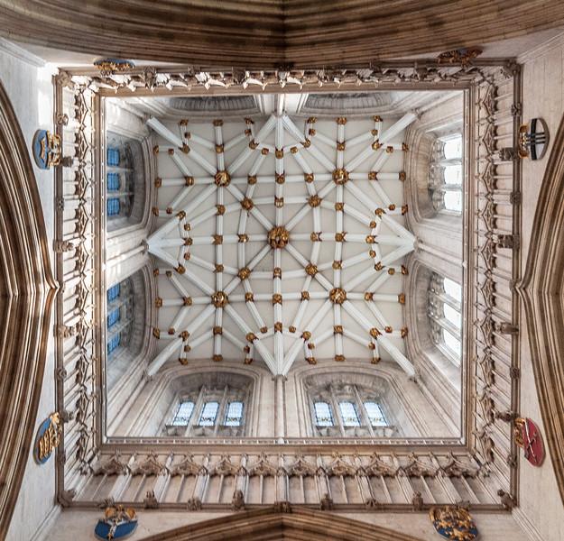 Crossing @ York Minster - York, England, UK