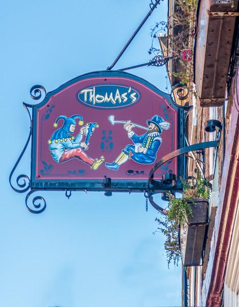 Thomas's of York Pub & Kitchen - York, England, UK
