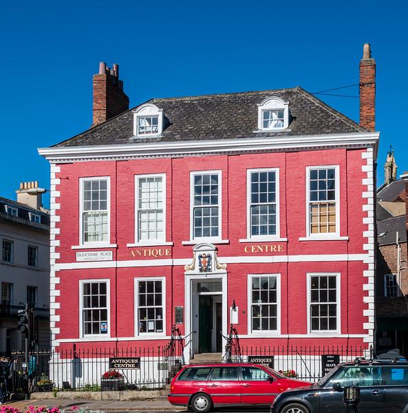 Red House York c. 1700 - York, England, UK