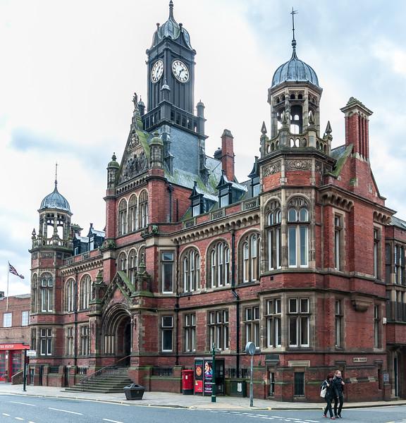York Magistrates' Court - York, England, UK