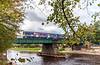 Northern Rail train - York, England, UK