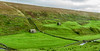 Farm on Stonesdale Beck - Muker, North Yorkshire, England, UK