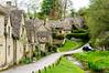 Arlington Row 3 c. 1380 - Bibury, Gloucestershire, England, UK