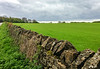 Cotswold Dry Stone Wall - Upper Slaughter, England, UK