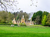 Batsford Stud Stables c. 1878 - Batsford, Gloucestershire, England, UK