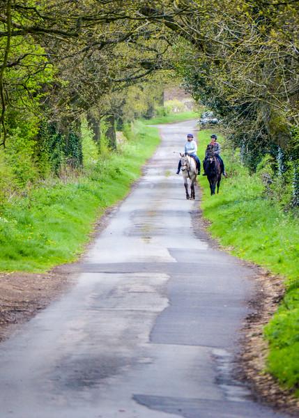 Riders @ Batsford Stud - Batsford, Gloucestershire, England, UK