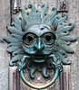 Knocker on Durham Cathedral Door