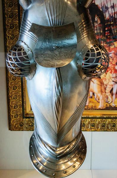 Horse Helmet @ Royal Armouries Museum - Leeds, England, UK