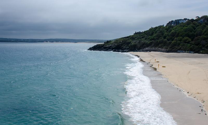Porthminster Beach - St. Ives, Cornwall, England, UK