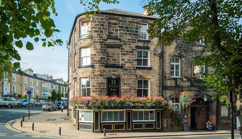 Hales Bar - Harrogate, England, UK