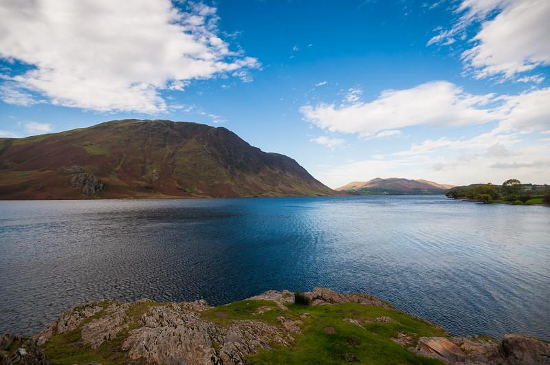Crummock Water - The Lake District