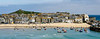 St. Ives Harbour - St. Ives, Cornwall, England, UK