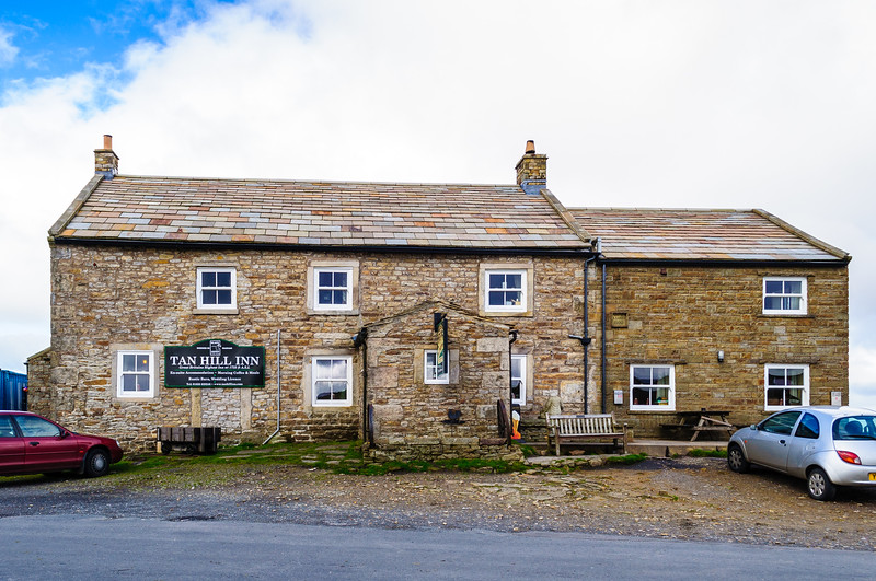 Tan Hill Inn, The Highest Inn in Great Britain - North Yorkshire, England, UK