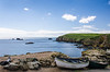 Polpeor Boats - Lizard Point, Cornwall, England, UK