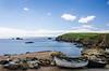 Polpeor Boats - Lizard Point, Cornwall, England, UK
