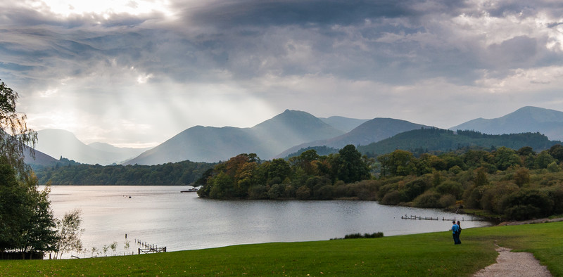 Derwentwater lake - Keswick, England - by Paul Diming