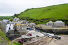 Port Isaac Harbor - Port Isaac, Cornwall, England, UK