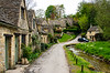 Arlington Row 2 c. 1380 - Bibury, Gloucestershire, England, UK