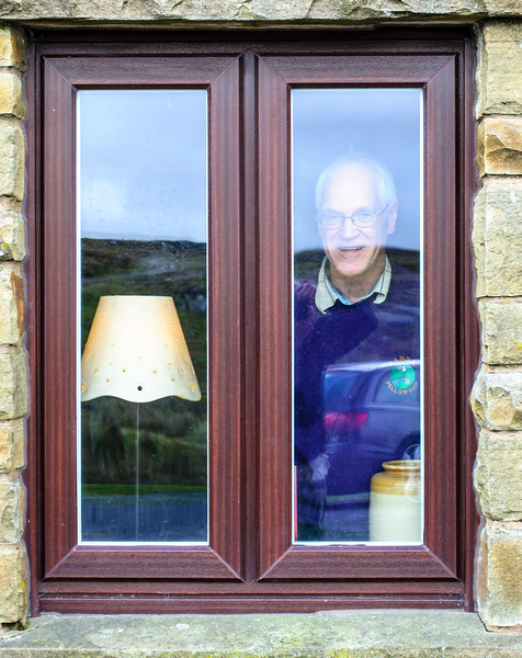 Reflections @ Tan Hill Inn - North Yorkshire, England, UK