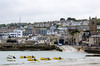 St. Ives Harbor II - St. Ives, Cornwall, England, UK