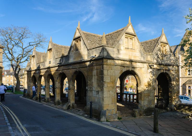 Market Hall c. 1627 - Chipping Campden, England, UK